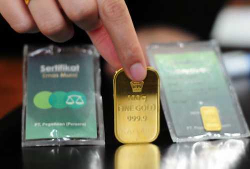 Ayo Terus Untung Dengan Investasi Emas Pegadaian! 02 - Finansialku