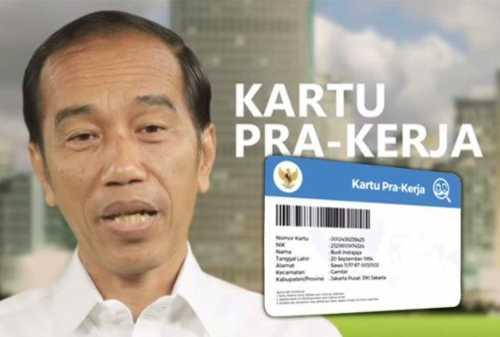 Jokowi Keluarkan Kartu Pra Kerja Antisipasi PHK Akibat Covid-19 01