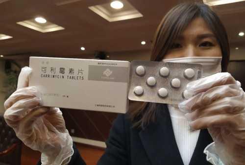 China Kembangkan Obat COVID-19 Baru: Apa Itu Carrimycin?