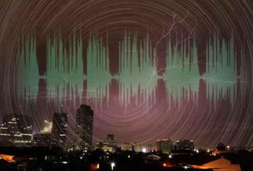 Detuman Misterius Terdengar di Jakarta, Bukan Dari Erupsi Krakatau