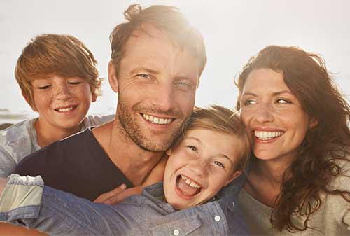 Keluarga Bahagia karena Perencanaan Keuangan - Perencana Keuangan Independen Finansialku