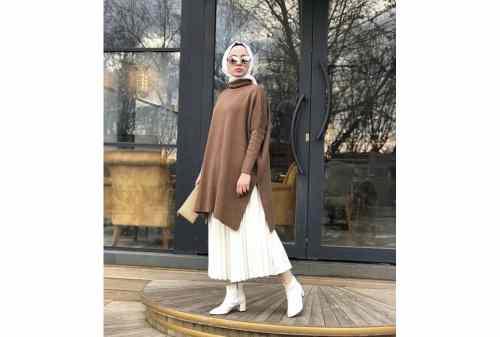 10 Tren OOTD Hijab 2020 Simpel, Kasual, Tetap Kece 02 - Finansialku