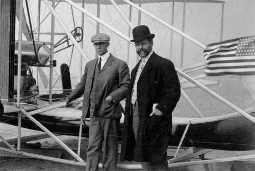 Kata-kata Bijak Wright Brothers Si Penemu Pesawat 04 - Finansialku