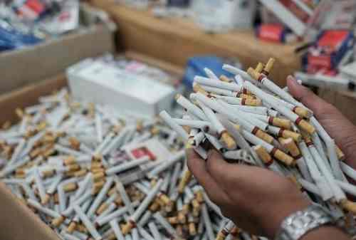 Sri Mulyani Beri Relaksasi Cukai Rokok Selama Tiga Bulan