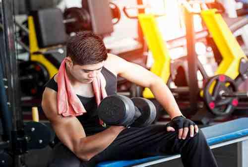Ini Nama Alat Olahraga yang Sering Kamu Temui di Gym! 02 - Finansialku