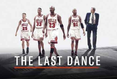 Dunk Terakhir MJ Di Panggung NBA
