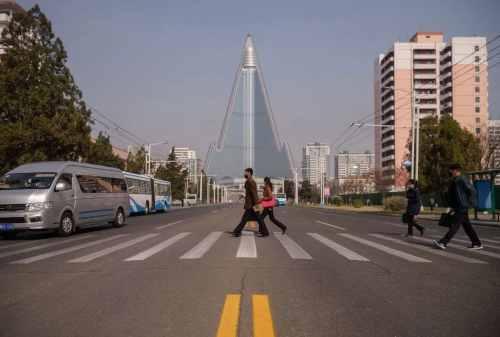Kabar Kim Jong Un Meninggal Mengencang, Warga Panic Buying