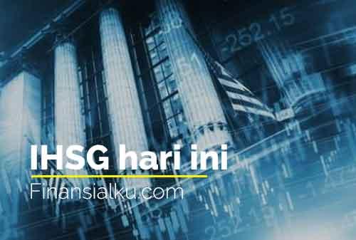 IHSG Hari Ini 29 Juli 2020 Dibuka Melemah di 5.112,989