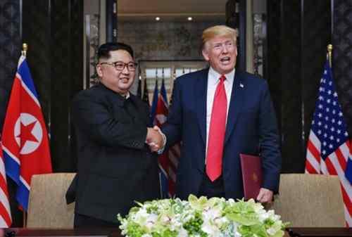 Kim Jong Un Dikabarkan Sekarat, Ini Komentar Trump 03
