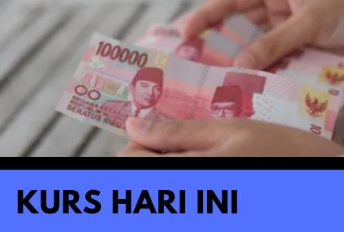 Kurs Dollar Hari Ini 14 Juli 2020