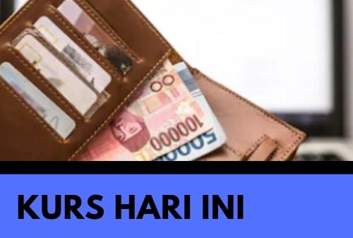 Kurs Dollar Hari Ini 15 Juli 2020