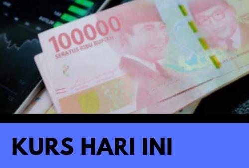 Kurs Dollar Hari Ini 16 Juli 2020