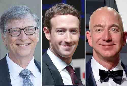 10 Orang Terkaya di Dunia 2020_ Mark Zuckerberg Turun 2 Tingkat 02