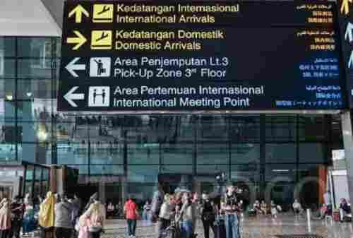 Mulai Besok Pesawat Komersial Dilarang Lakukan Penerbangan 02