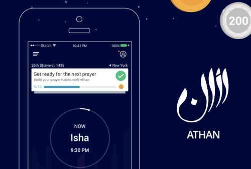 Daftar 5+ Aplikasi Jadwal Sholat untuk Android dan Ios Terbaru 05 - Finansialku