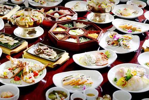 Makanan Khas Korea 02 - Finansialku
