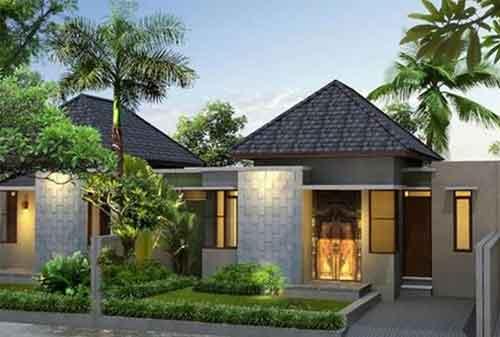 Polling 10 Desain Rumah Minimalis 1 Lantai Modern dan Nyaman 10 - Finansialku