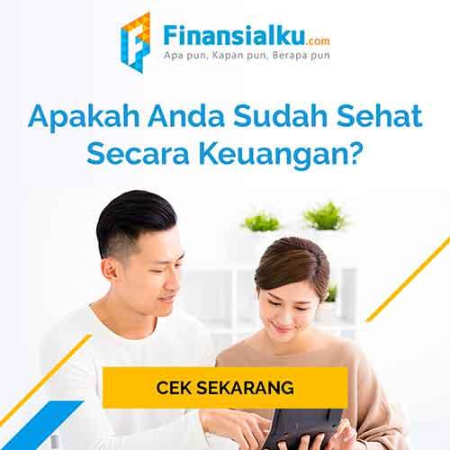 Cek Kondisi Kesehatan Keuangan Finansialku