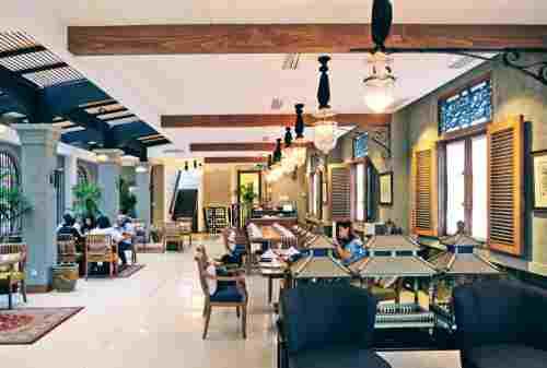 5+ Fakta Restoran Plataran Menteng, Khas Nusantara 02 - Finansialku