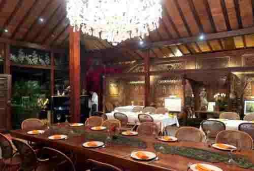5+ Fakta Restoran Plataran Menteng, Khas Nusantara 03 - Finansialku