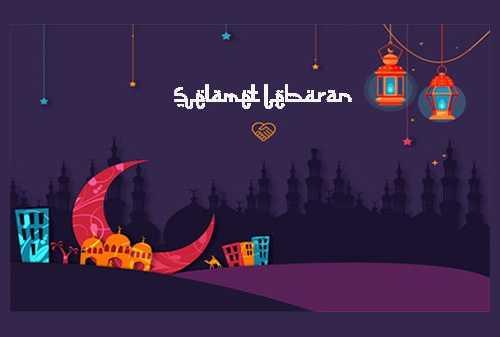 Kumpulan Kata Kata Terbaik Ucapan Selamat Hari Raya Idul Fitri 2020 03 - Finansialku