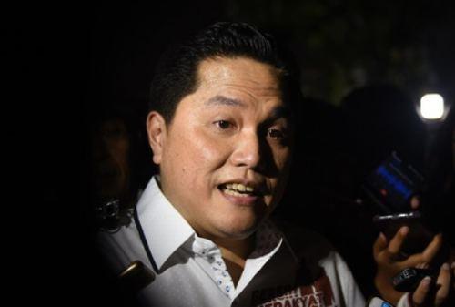 Menteri BUMN Erick Thohir Rampingkan Komisaris PTPN