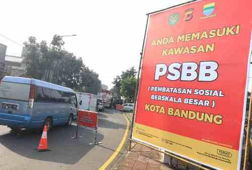 PSBB Jabar Diperpanjang, Apa Kabar Wacana New Normal?