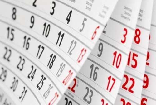 Kalender - Finansialku