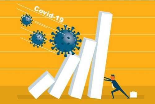 Duh, Prediksi Pertumbuhan Ekonomi Dampak Covid-19 Memburuk 02