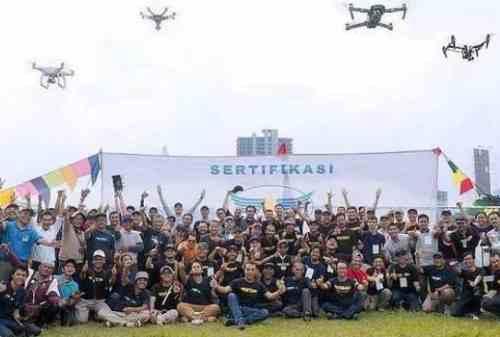 Jangan Diskip! Ini Cara Atur Keuangan Ala Komunitas Drone Indonesia 01 - Finansialku