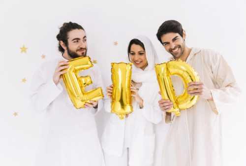 Kumpulan Kata Kata Terbaik Ucapan Selamat Hari Raya Idul Fitri 2020