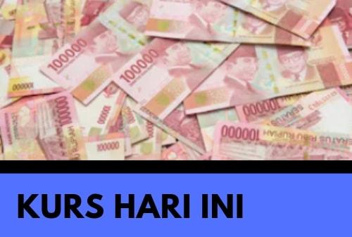 Kurs Dollar Hari Ini 10 Juli 2020