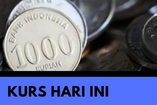 Kurs Dollar Hari Ini 13 Juli 2020