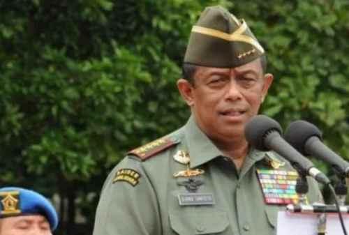 Mantan Panglima TNI Jenderal Purn. Djoko Santoso Meninggal Dunia 02