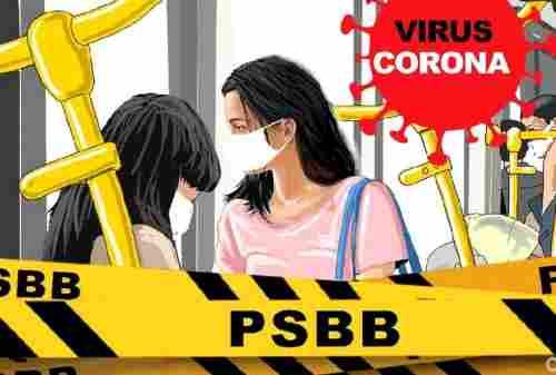 PSBB Tangerang Diperpanjang Sampai 12 Juli, Catat Kebijakannya!
