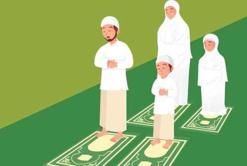Tata Cara Sholat Idul Fitri Di Rumah Aja Bersama Keluarga 02