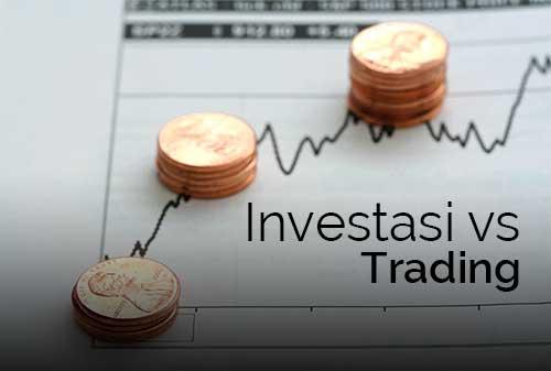 √ Apa Sih Bedanya Investasi Saham dan Trading Saham?