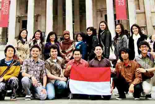 Kuliah di Luar Negeri 1