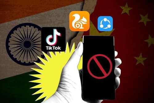 India Blokir TikTok, WeChat, dan 59 Aplikasi Asal China Lainnya