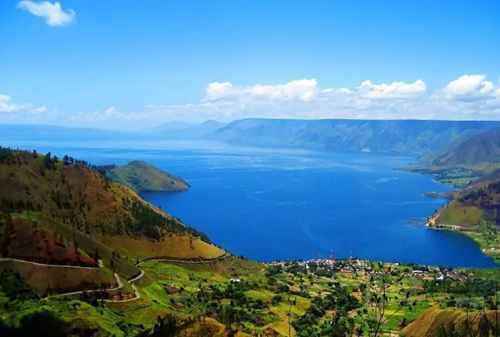 Wow! Kaldera Toba Ditetapkan Sebagai UNESCO Global Geopark