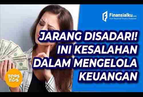 Kesalahan Dalam Membuat Perencanaan Keuangan