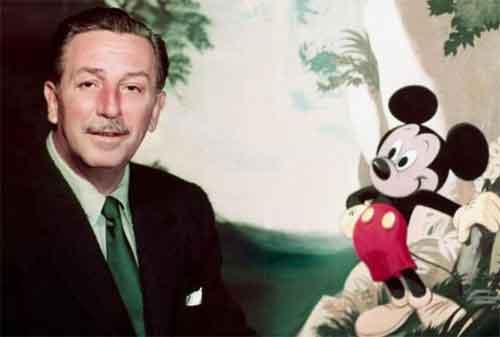 Kata-kata Mutiara Walt Disney 05 Mickey Mouse - Finansialku