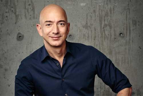 Kantongi 200 Miliar Dolar, Jeff Bezos Jadi Orang Terkaya di Dunia!