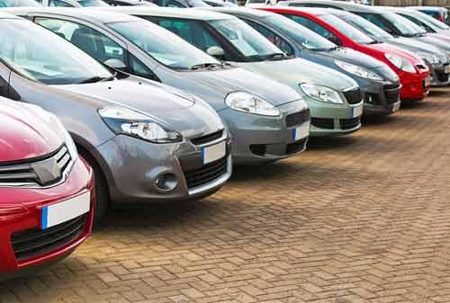 Pelonggaran PSBB Dongkrak Penjualan Mobil Naik 70%
