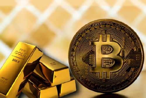 Investasi Emas vs Bitcoin? Ini Lho Persamaan dan Perbedanya!