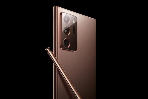 Intip Canggihnya Samsung Galaxy Note 20 dan Note 20 Ultra!
