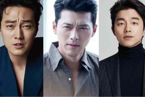 Hot Ajusshi Check! Kepoin Aktor Korea Paling Ganteng Berusia Mapan Ini