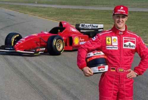 Kata-kata Bijak Michael Schumacher Semakin Ngebut Kejar Sukses