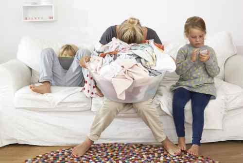 Cara Mengatasi Stres Untuk Ibu Rumah Tangga Selama Pandemi