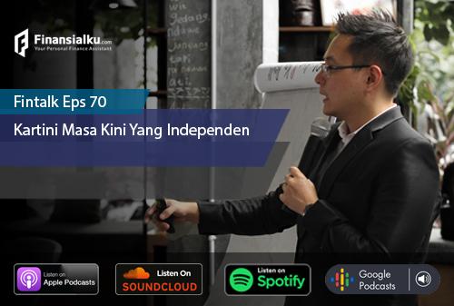 Finansialku Podcast Eps 70 – Kartini Masa Kini yang Independen, Persamaan Derajat dan Jago Ngatur Keuangan